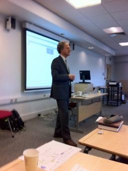 Dr Paul Herscu - Keighley Seminar 2013